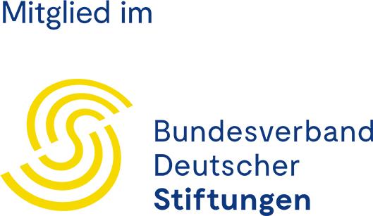 Wir sind Mitglied im Bundesverband deutscher Stiftungen