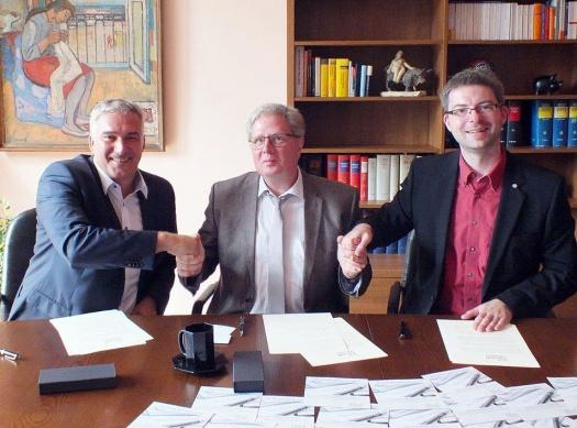 Gründung Forum Zukunft schenken - Testament für den Guten Zweck - Leipziger Kinderstiftung