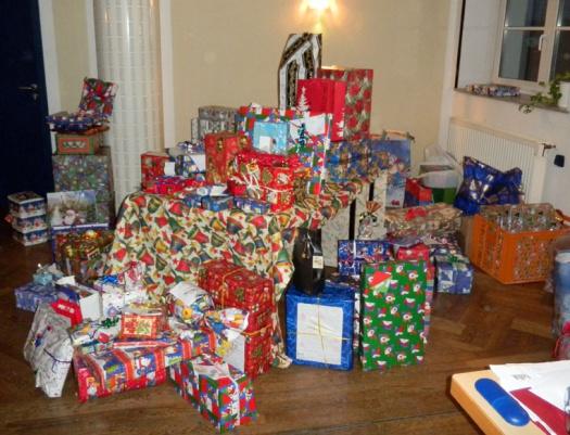 Weihnachtsgeschenke - Leipziger Kinderstiftung