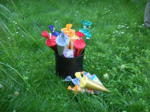 Projekt Zuckertüte - Leipziger Kinderstiftung