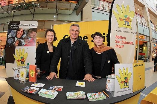 Kinderstiftung in Kooperation mit den Gelben Seiten - Leipziger Kinderstiftung