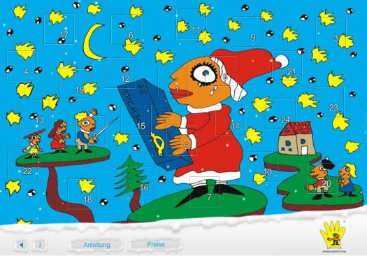 Weihnachtskalender - Leipziger Kinderstiftung