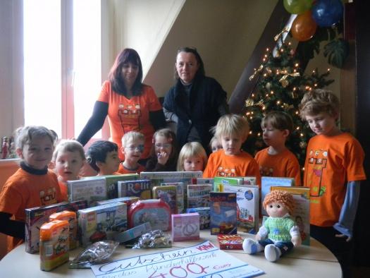 Kinder für Kinder - Leipziger Kinderstiftung