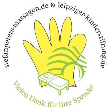 Stefan Peters und Leipziger Kinderstiftung