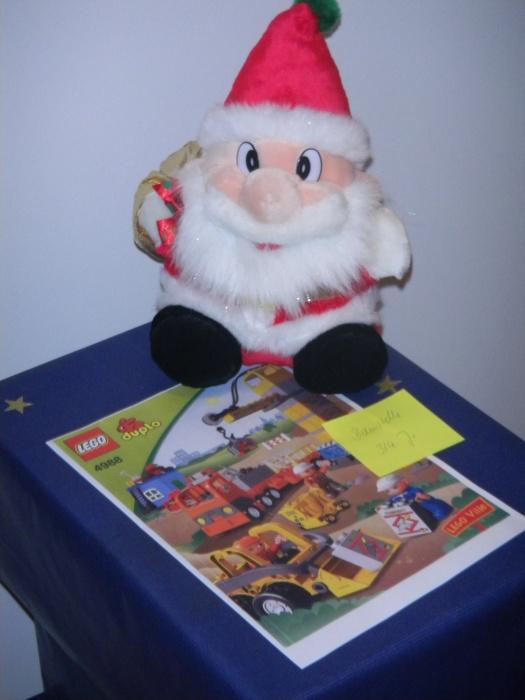 Geschenke für das Frauenhaus Böhlen - Leipziger Kinderstiftung