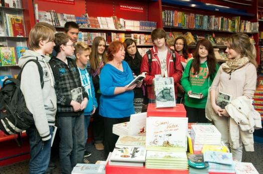 Welttag des Buches - Leipziger Kinderstiftung