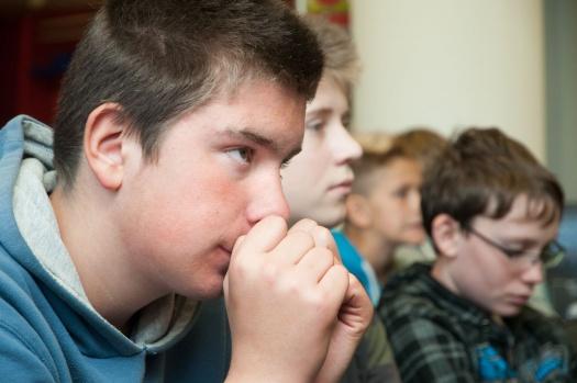 Gespanntes Zuhören - Leipziger Kinderstiftung