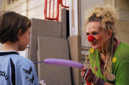 Archivbild: Nickolausspielfest 2012 - Leipziger Kinderstiftung - Fotograf: Kathless Bursies