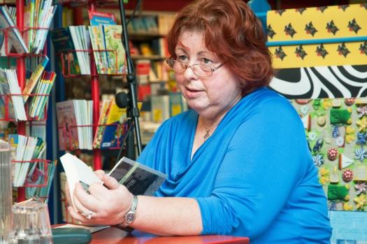 Autorin Susan Hastings - Leipziger Kinderstiftung