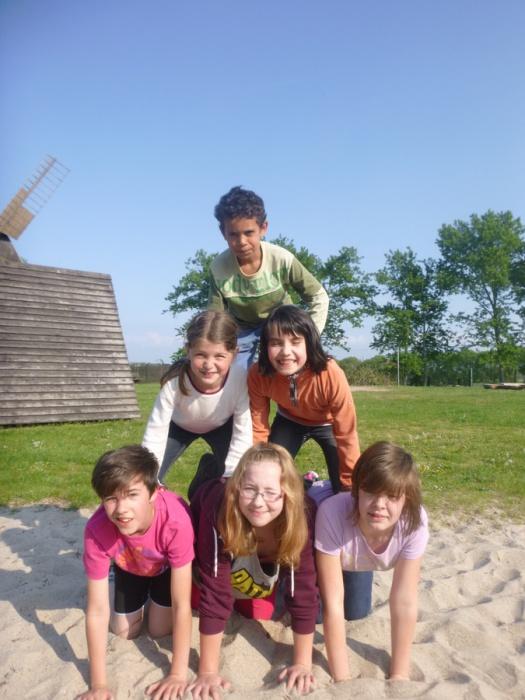 Kinderpyramide - Leipziger Kinderstiftung