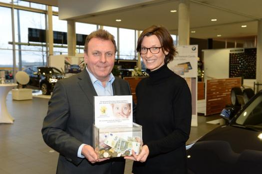 Carsten Bödecker und Birgit Malios - Leipziger Kinderstiftung