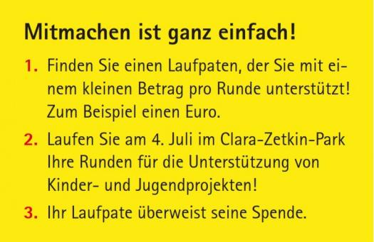 Ablaufplan - Leipziger Kinderstiftung