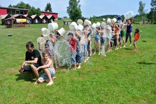 Ice Bucket Challenge - Leipziger Kinderstiftung