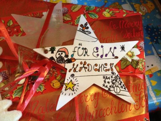 Vorweihnachtlicher Spendenaufruf - Leipziger Kinderstiftung