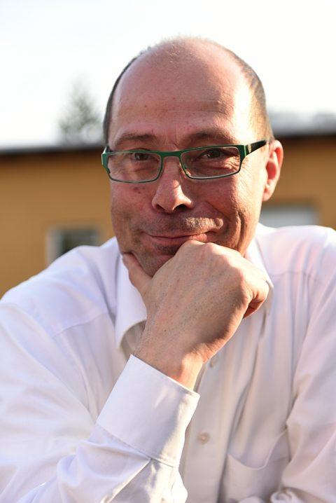 Thomas Gruschka - Botschafter der Leipziger Kinderstiftung