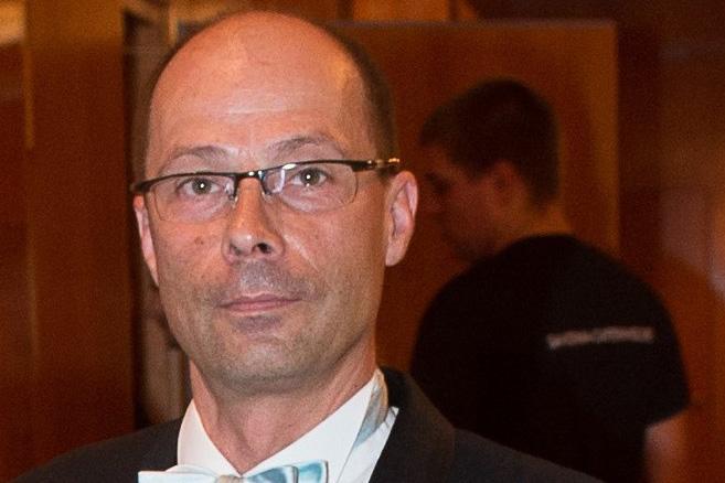 Thomas Gruschka, Schirmherr der Leipziger Kinderstiftung