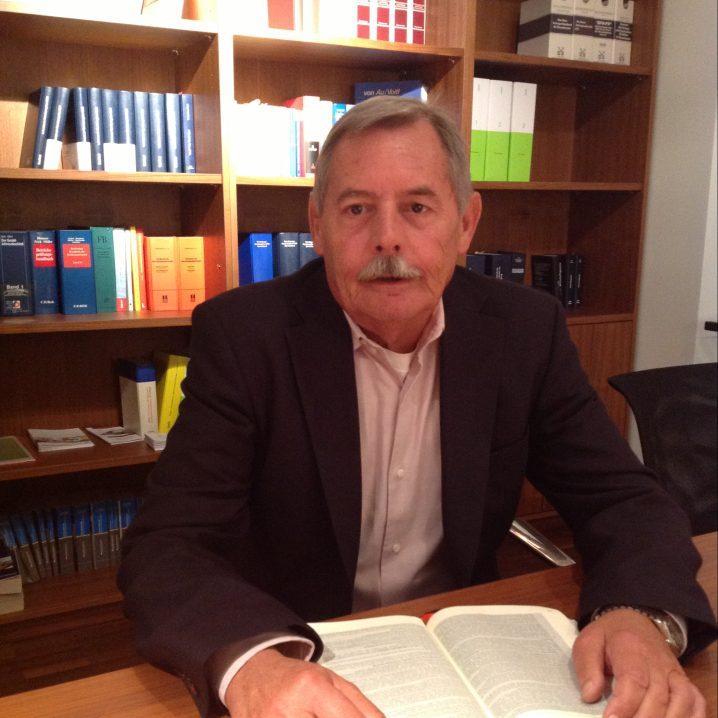 Jürgen Renye - Wirtschaftprüfer und Steuerberater