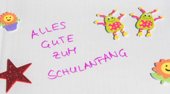 Alle Gute zum Schulanfang - Leipziger Kinderstiftung