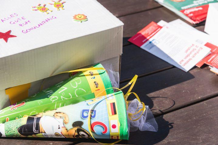 Zuckertütenfest Ausschnitt - Leipziger Kinderstiftung