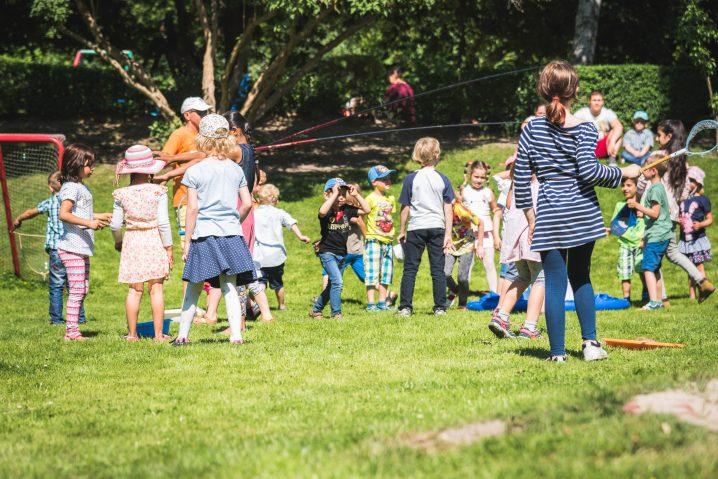 Aktion Zuckertüte - Zuckertütenfest - Leipziger Kinderstiftung