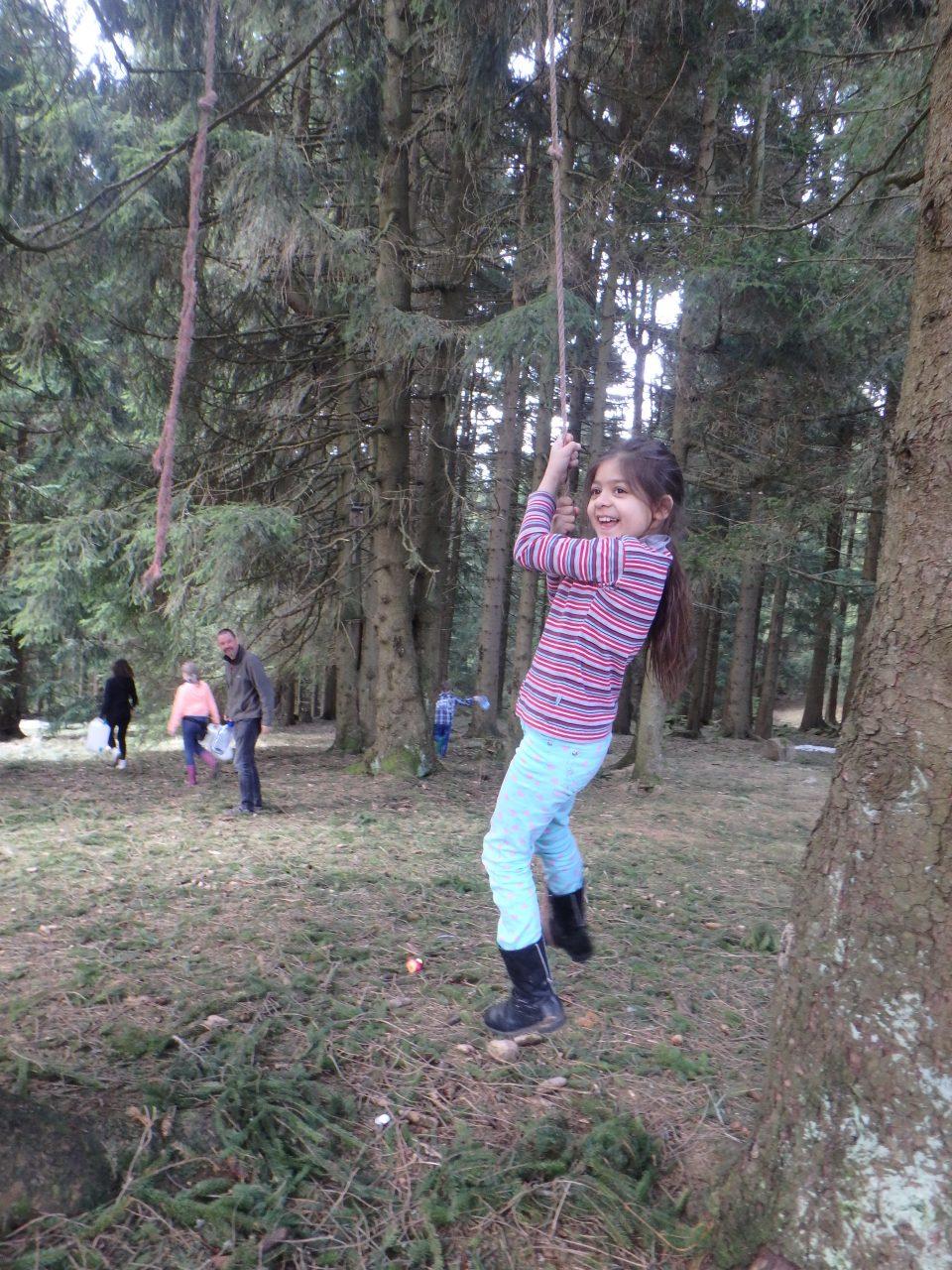 Ostercamp Ferienlager 2018 - Leipziger Kinderstiftung