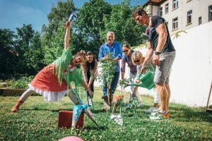 Zuckertütenfest 2018 - Leipziger Kinderstiftung