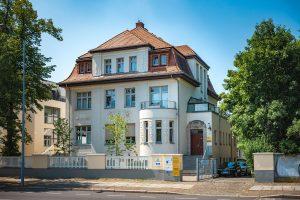 Windscheidstraße 2 - Leipziger Kinderstiftung