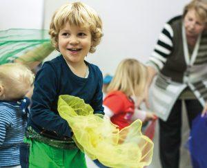 Musikreigen - Leipziger Kinderstiftung