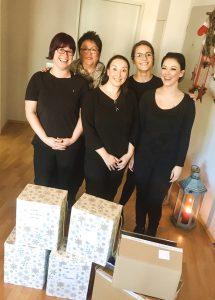 Wellness-Oase - Weihnachtsspende - Leipziger Kinderstiftung