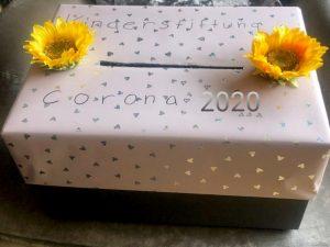 Corona Hilfe - Danke - 2020 - Leipziger Kinderstiftung
