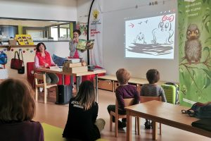 Erlebnislesen - Corona News - Leipziger Kinderstiftung