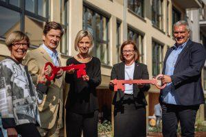 Eröffnung Kita Stöckelstraße - Leipziger Kinderstiftung