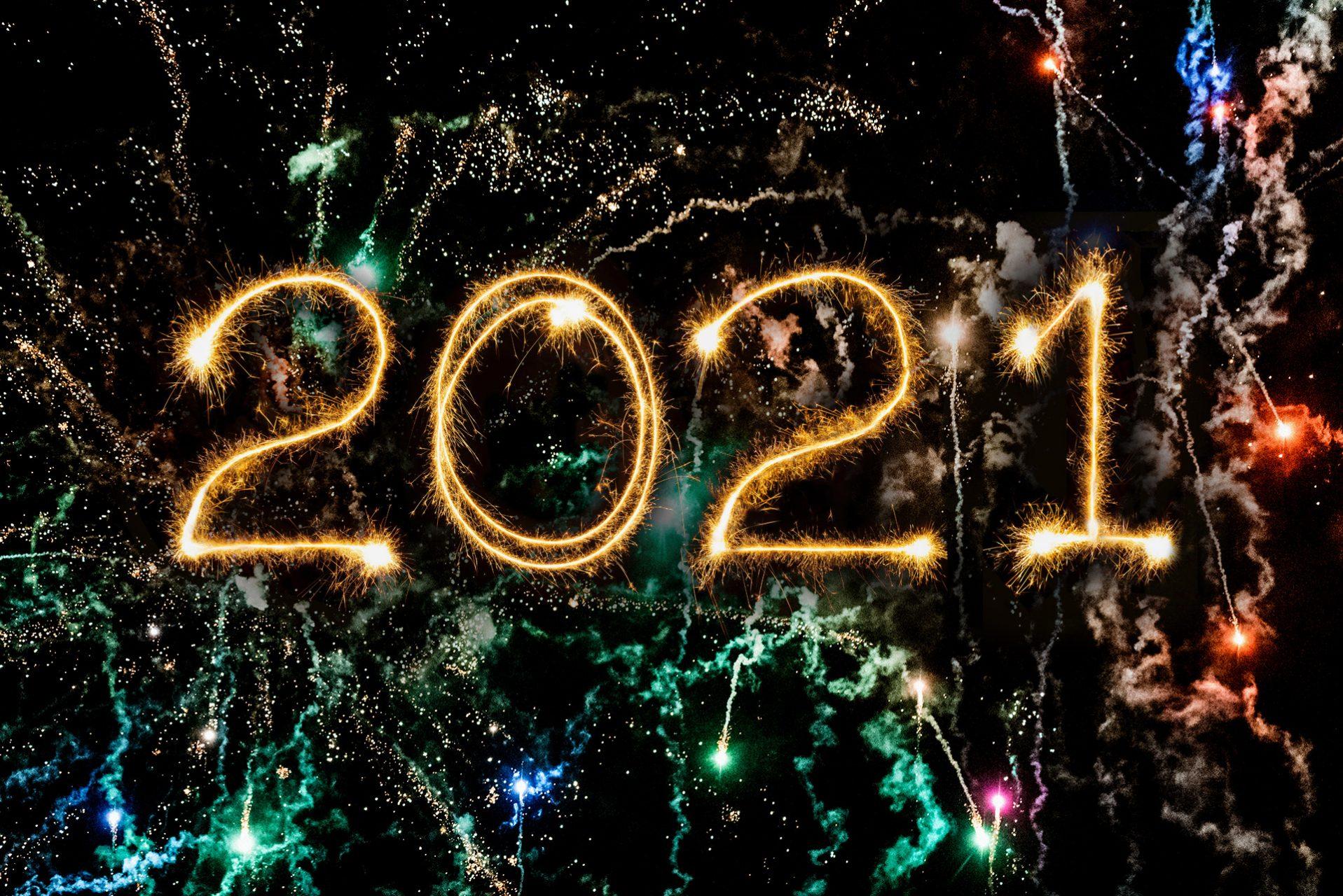 Neujahrs-Gruß - Leipziger Kinderstiftung - 2021