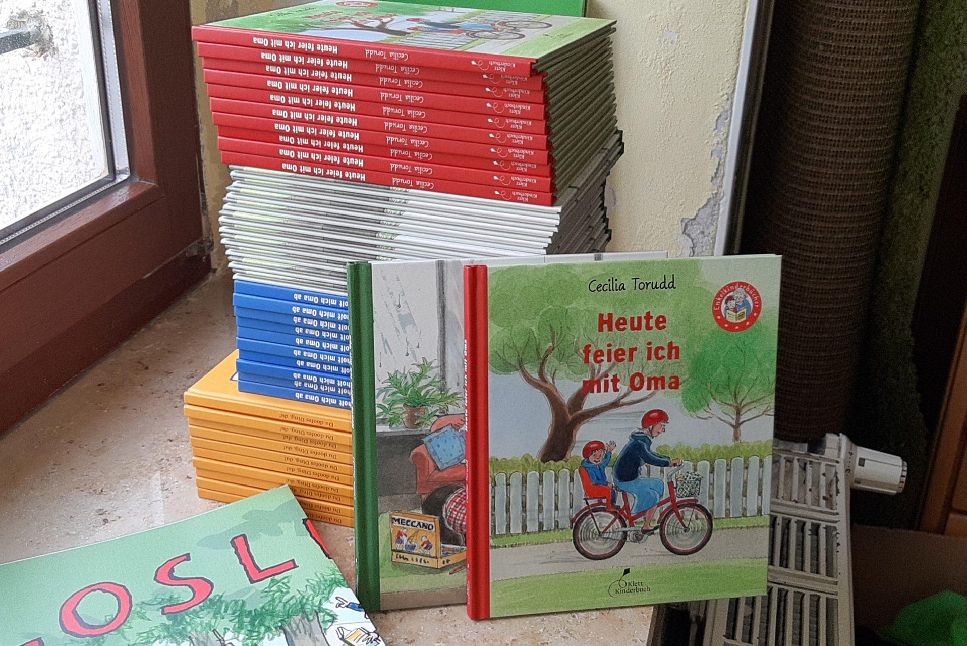 Welttag des Buches - Leipziger Kinderstiftung - 2021