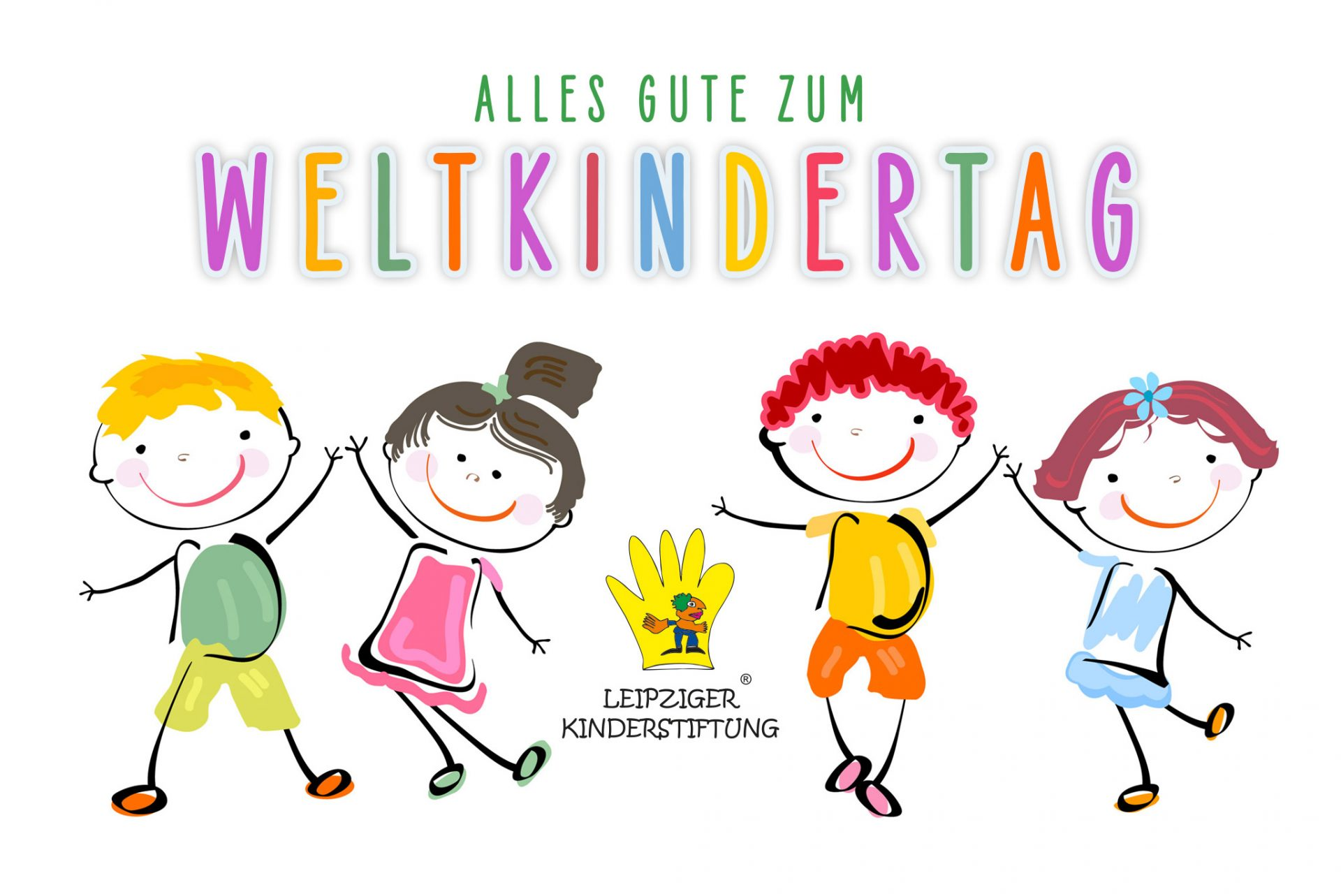 WELTKINDERTAG - Leipziger Kinderstiftung - 2021