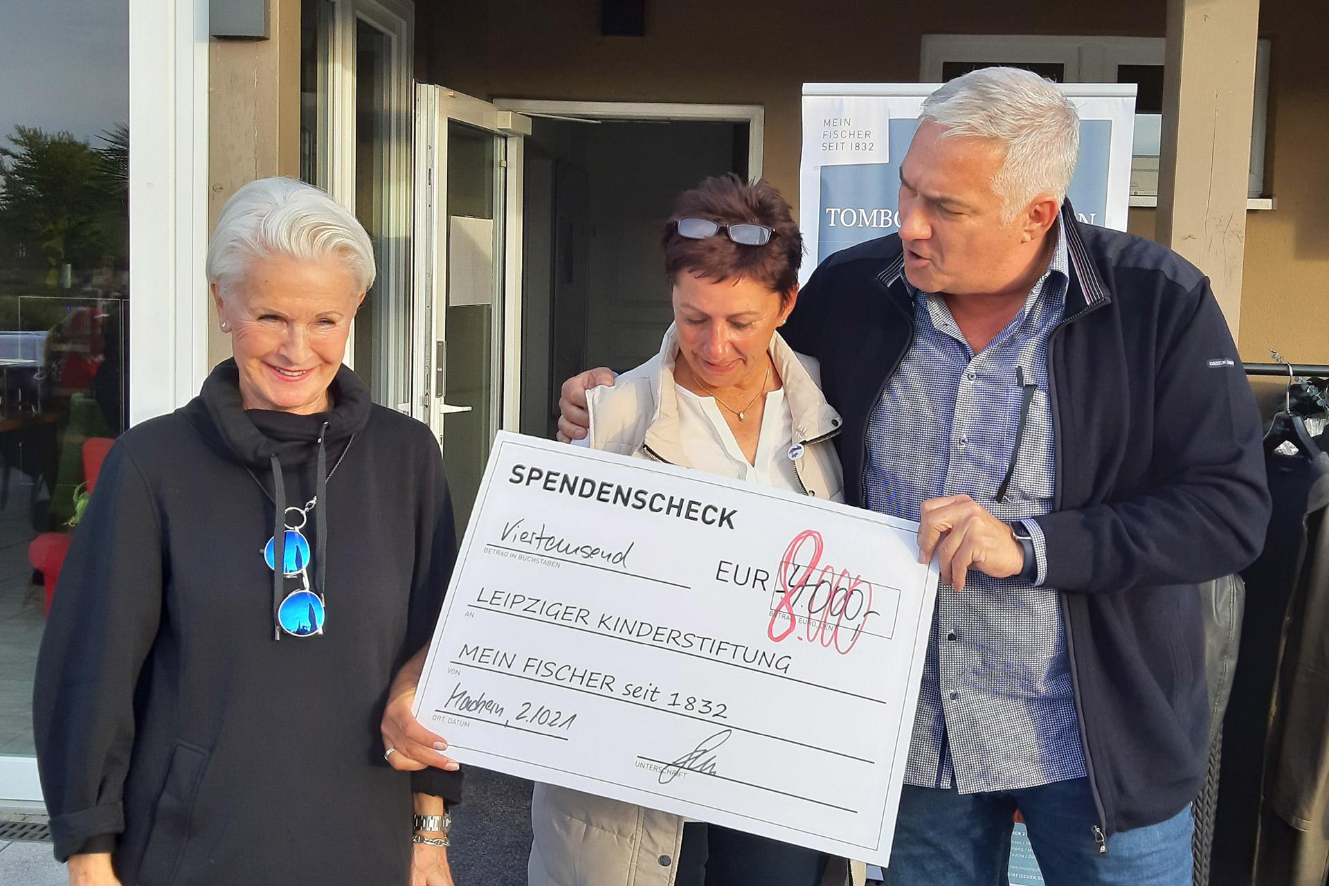 Golf Charity Turnier - Leipziger Kinderstiftung - 2021